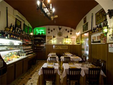 Highly recommended moderate restaurant in Testaccio neighborhood in Rome