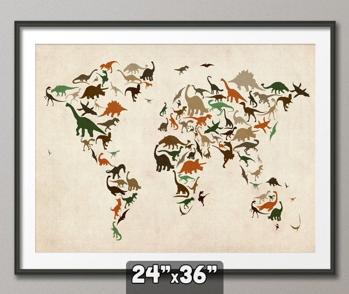 146 best Maps of the world images on Pinterest World maps - new world map canvas picture