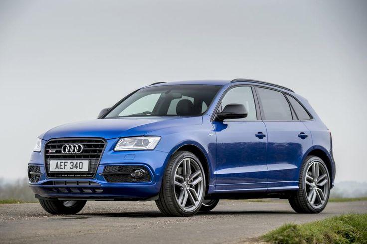 Audi SQ5 TDI plus - First Drive   Eurekar