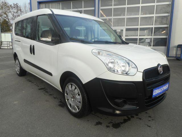 Fiat Doblo 1.3 M Jet Maxi Klima ZV, Transporter Kombi/Van in Holzminden, gebraucht kaufen bei AutoScout24 Trucks