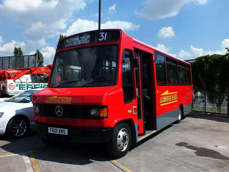 Alle Größen | Uxbridge Buses - MA1 - F601XMS | Flickr - Fotosharing!
