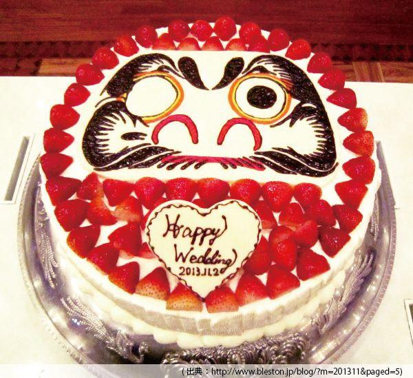 和婚だからこだわれる!和のウェディングケーキ【画像多数】 - スキナウエディング