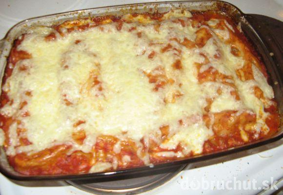 Skvelé domáce cannelloni