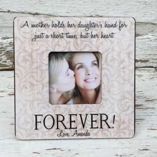 mother daughter wedding frame bride by coastalongframes on etsy - Mother Daughter Picture Frame