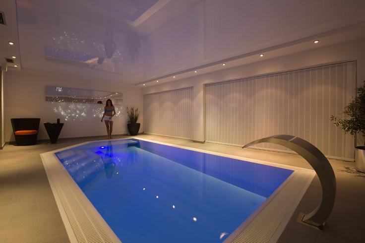 15 best pools spas images on pinterest spa spas and. Black Bedroom Furniture Sets. Home Design Ideas