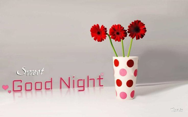 Good Night Images with Flowers – Gud Nite Flower images