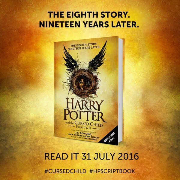 J.K. Rowlingden yeni kitap: Harry Potter and the Cursed Child | Neokur