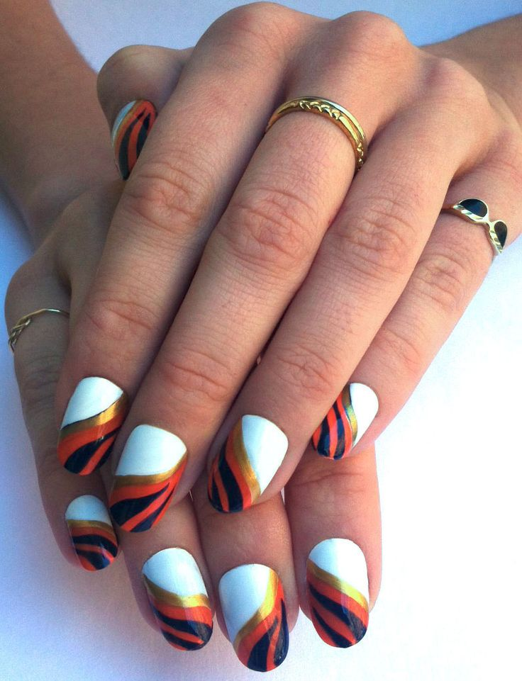 100+ best NAILS-Football images by Lisa Giba on Pinterest   Seahawks ...