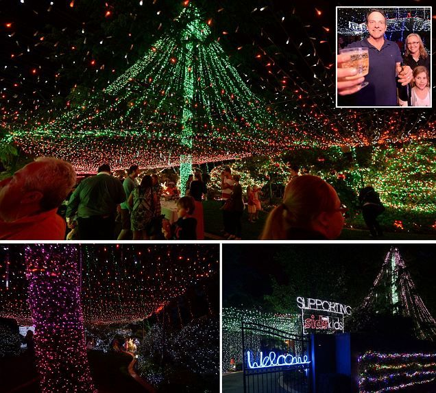 Family reclaim Christmas lights world record with 502,165 bulbs | An Australian family who put more than half a million Christmas lights on their house have claimed a world record