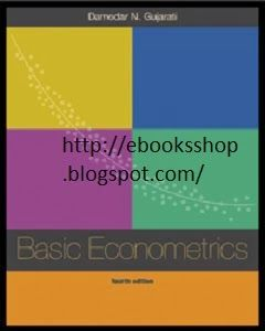 This books various information  of statistics.  Topics; Estimation of the Econometric model, Types of Econometrics,Use of the model for control or Policy purposes,  Forecasting or Predication etc.