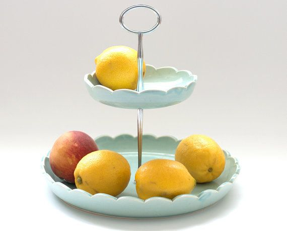 25 best ideas about tiered fruit basket on pinterest fruit kitchen decor hanging fruit - Tiered fruit bowl ...