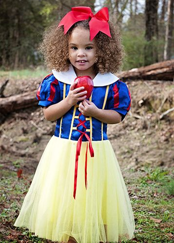 The Hair Bow Company   Snow White Princess Dress for Girls
