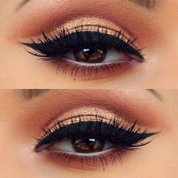 17 Best ideas about Dramatic Winged Eyeliner on Pinterest ...