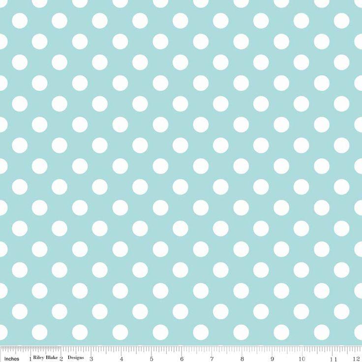 Riley Blake Designs: C3523-BLUE
