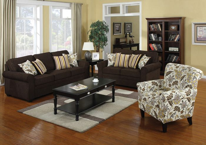 Jennifer Convertibles Sofas Sofa Beds Bedrooms Dining Rooms More Rosalie Dark Brown Sofa