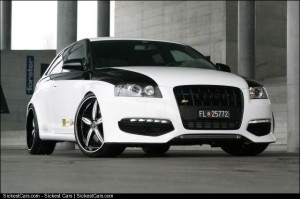 2009 Audi BS3 by OCT Tuning - http://sickestcars.com/2013/05/24/2009-audi-bs3-by-oct-tuning/