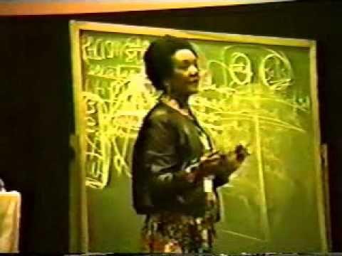 Racism & Mental Health Dr Frances Cress Welsing