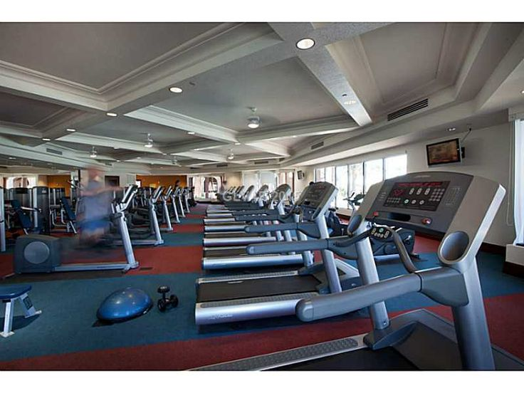 Inspirational Grand Floridian Gym