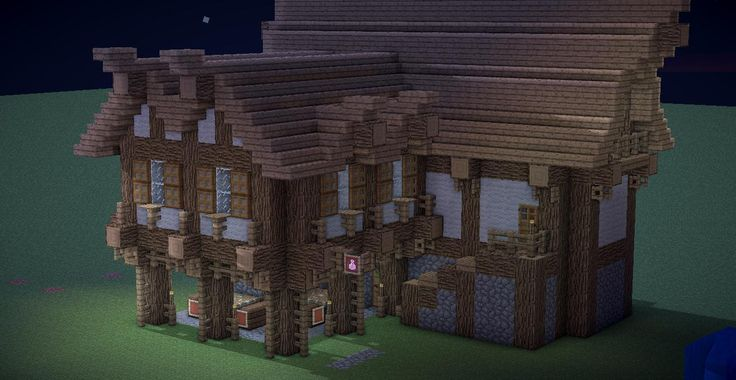 Build  Medieval Styled Tavern  Inn