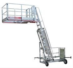 movable ladder platform from Carbis Australia