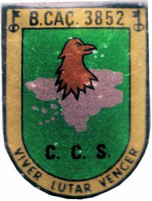 Companhia de Comando e Serviços do Batalhão de Caçadores 3852 Guiné 1971/1973