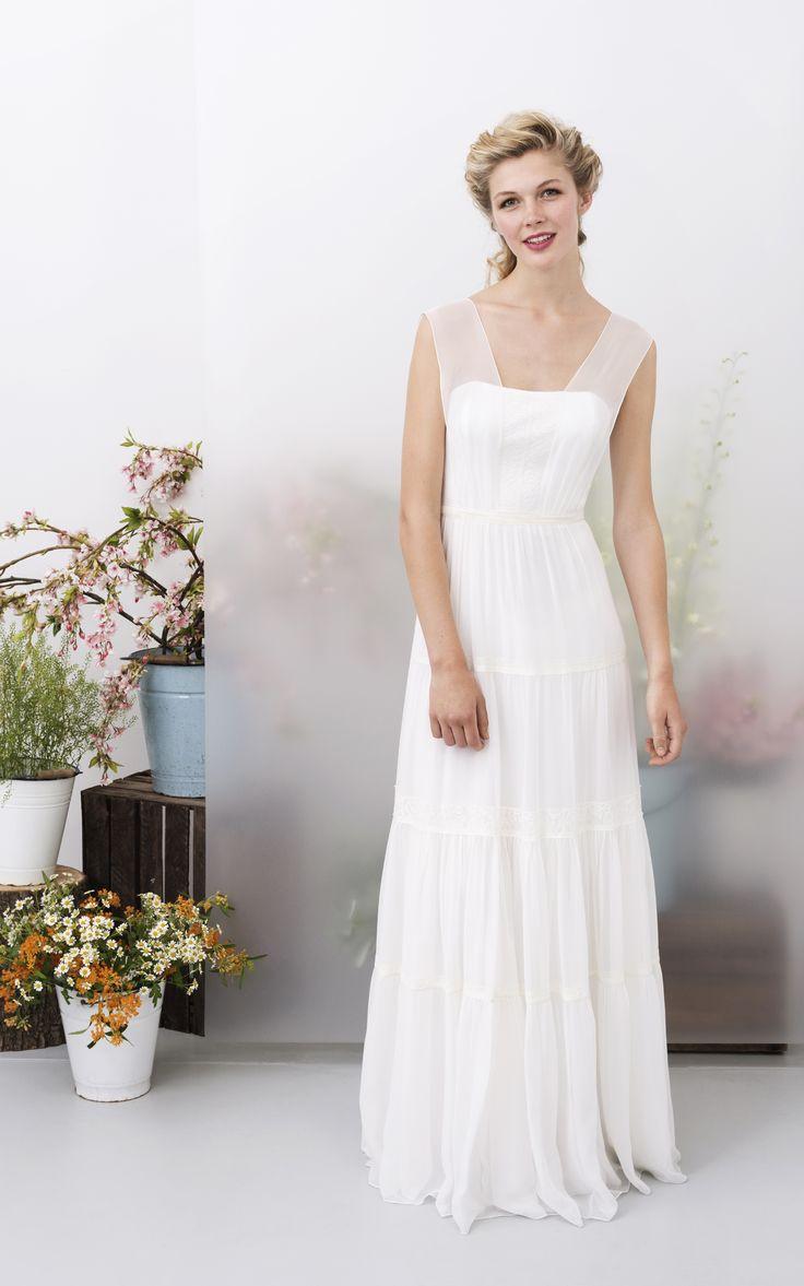 46 besten Hochzeitskleider Bilder auf Pinterest | Hochzeitskleider ...