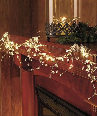 """Clear Battery Operated 54"""" Lig... 