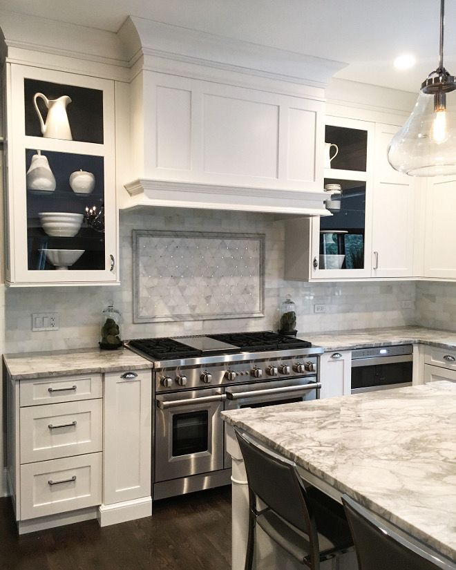 Kitchen Curtains With White Cabinets: Kitchen Cabinet. Kitchen Cabinet And Hood. Shaker Style