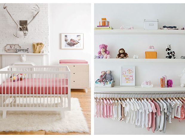 Una selecci n de ideas para habitaciones de bebes middle for Decoracion bebe