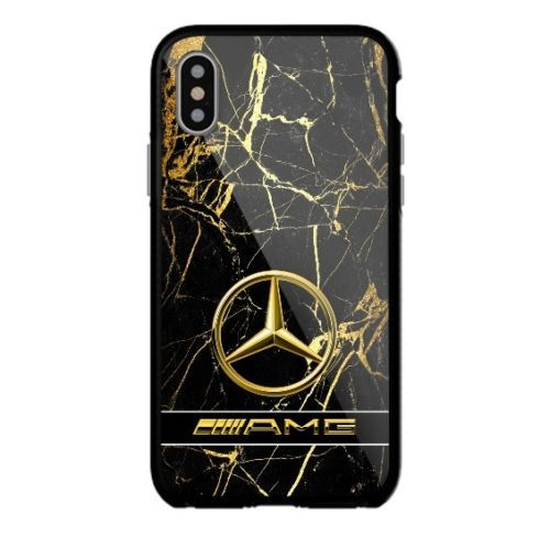 Mercedes-Benz-AMG-Gold-New-For-iPhone-X-8-8-7-7-6-6-6s-6s-5-5s-Samsung-Case