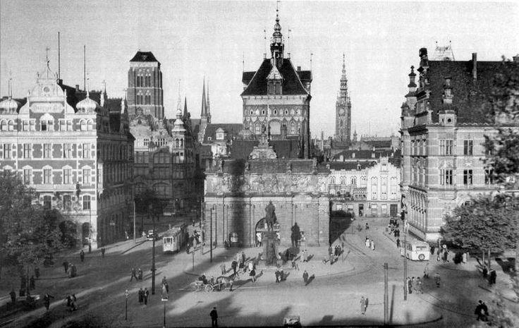Danzig, Gdansk.