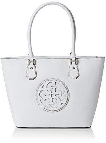 Oferta: 183€ Dto: -43%. Comprar Ofertas de GUESS HWVG62 11220 - Bolso para mujer, color blanco, talla Única barato. ¡Mira las ofertas!
