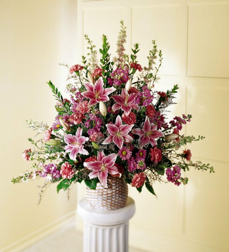 1000 Images About Church Floral Arrangements On Pinterest