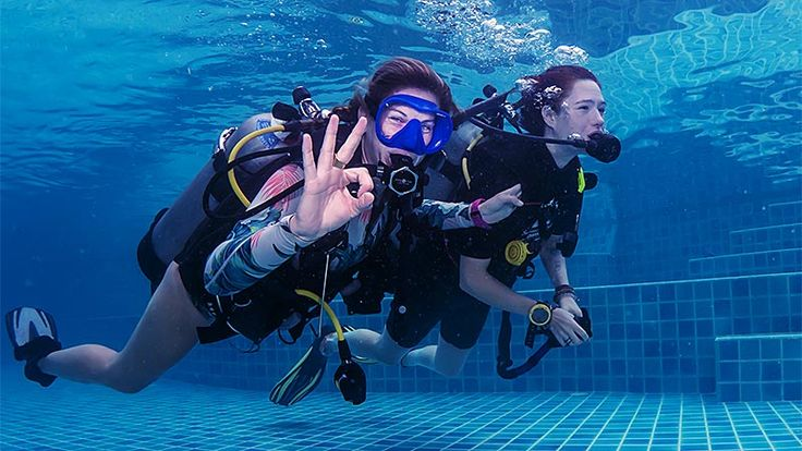Open Water Diver Course Koh Tao - Sairee Cottage Diving