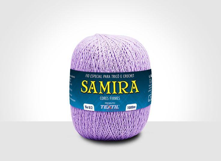 Samira cor 18 Lilás