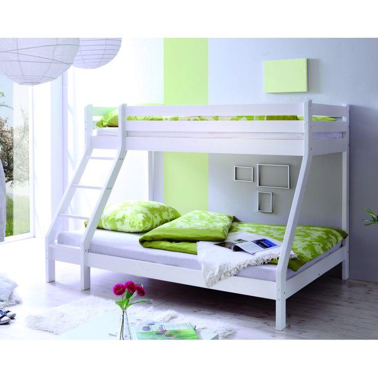 Elegant Erstaunlich Bett Noah 90x200 Cm Trio Etagenbett Kiefer Weiß Jetzt Bestellen  Unter: Https:/