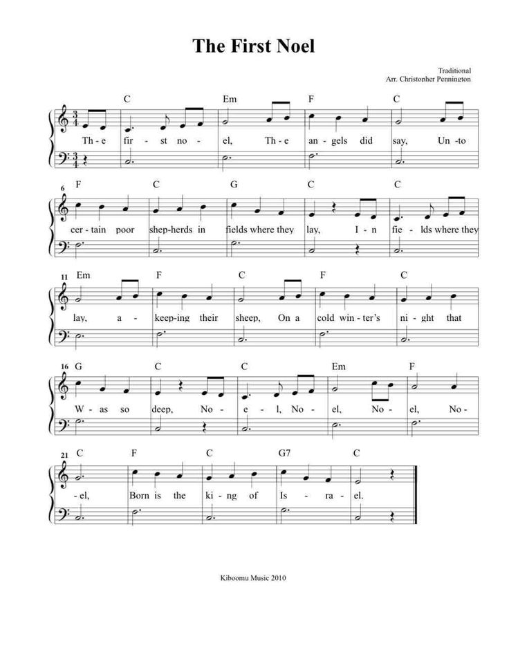 Image result for easy christmas songs for