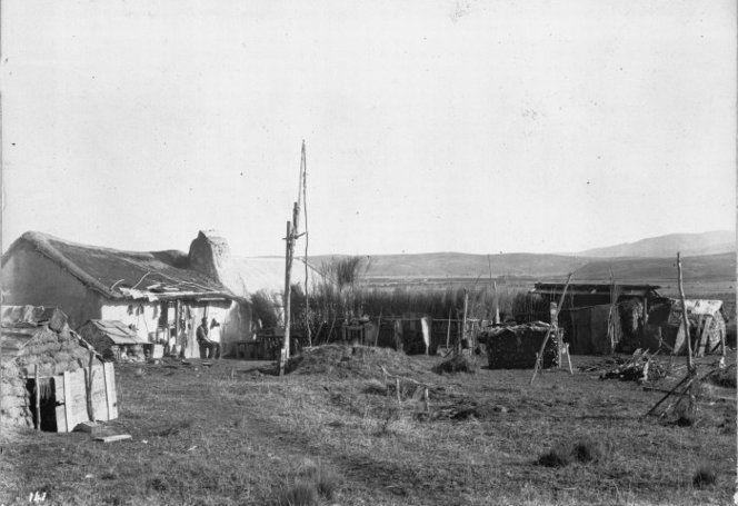 gold mining settlement