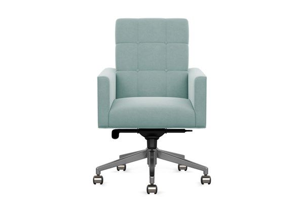 Upholstered Desk Chair Desk Chair With Arms Upholstered Desk