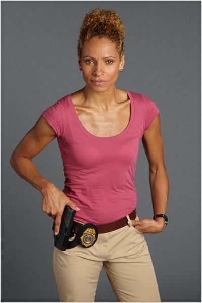 Michelle Hurd Law Enforcement NEVER looked SO GOOD or DEADLY!!!!! <3