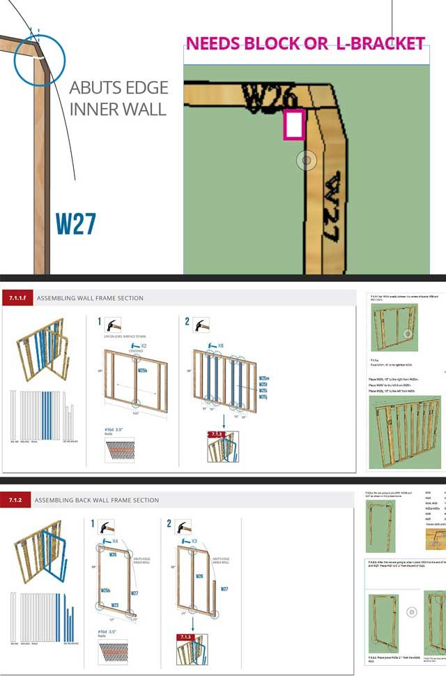 Continued Working on Murphy bed Instructions – Click to Visit Page, https://www.onecommunityglobal.org/earthbag-village-furniture/