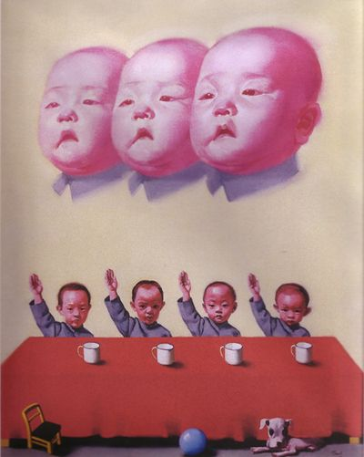 children in meeting 8. zhigang tang.