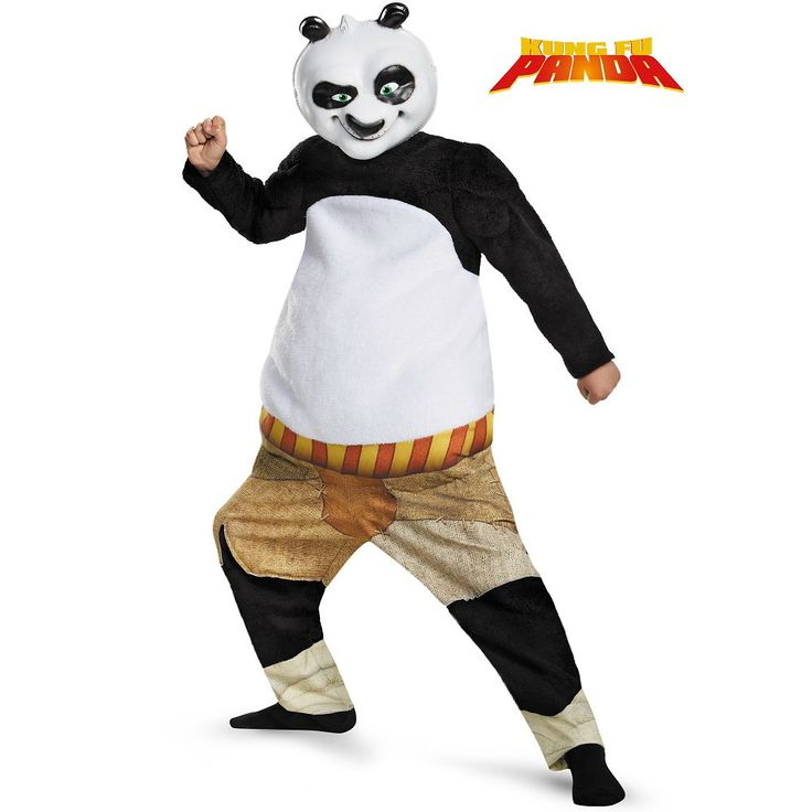 Bargain wholesale prices on Boys Kung Fu Panda Po Muscle Chest Deluxe Costume for boys with same day shipping on our 100% safe website. Great Selection!