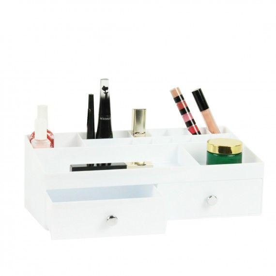 Les 25 meilleures id es de la cat gorie tiroirs de - Boite rangement maquillage ikea ...