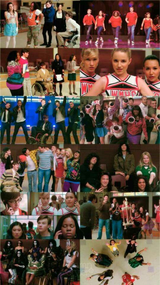 """""""Glee, by its very definition is about opening yourself up to joy"""""""