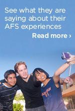 AFS Intercultural Programs | AFS News and Publications