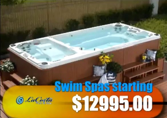 17 best images about swim spas on pinterest models swim - How much is an endless pool swim spa ...