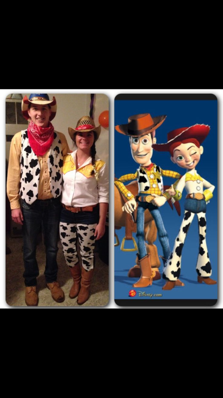 Cute couple Halloween costumes