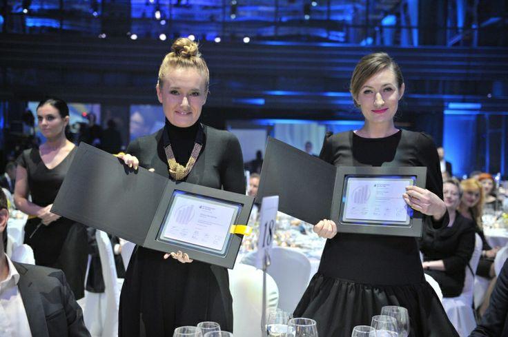 Paulina Ada Kalińska i Joanna Trepka, Loft37. EY Entrepreneur Of The Year 2013 Poland