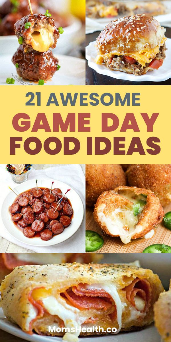 Easy Game Day Food Ideas Football Party Food Recipes And